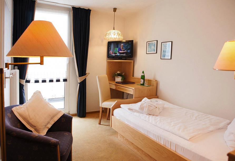 Hotel Becker, Bad Laer, Niedersachsen, Zimmerbeispiel