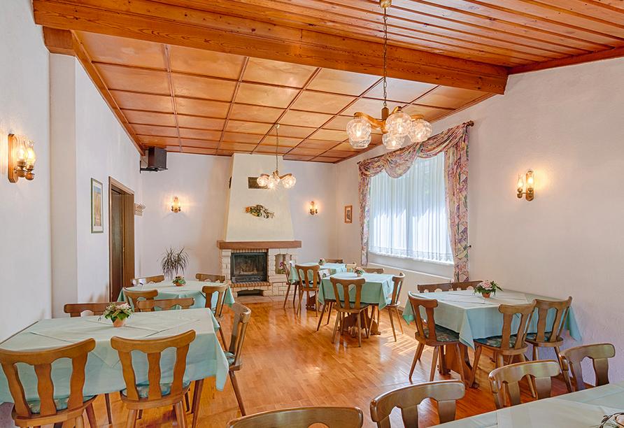 Berghotel Mellenbach in Mellenbach - Glasbach, Restaurant