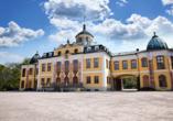 Berghotel Mellenbach in Mellenbach - Glasbach, Ausflugsziel Schloss Belvedere, Weimar