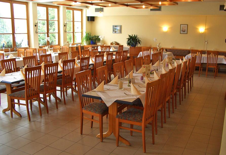 Parkhotel Cham Niederbayern, Restaurant