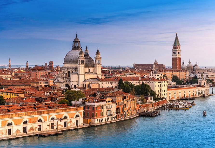 Hotel Villa Patriarca, Venedig Panorama