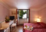 Hotel Villa Patriarca, Beispiel Doppelzimmer