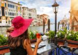 Hotel Villa Patriarca, Venedig Canal Grande