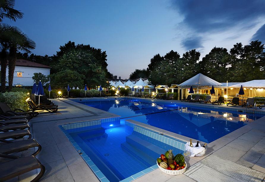 Hotel Villa Patriarca, Außenpool