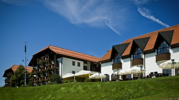 Michel & Friends Hotel Waldkirchen, Bayerischer Wald, Außenansicht