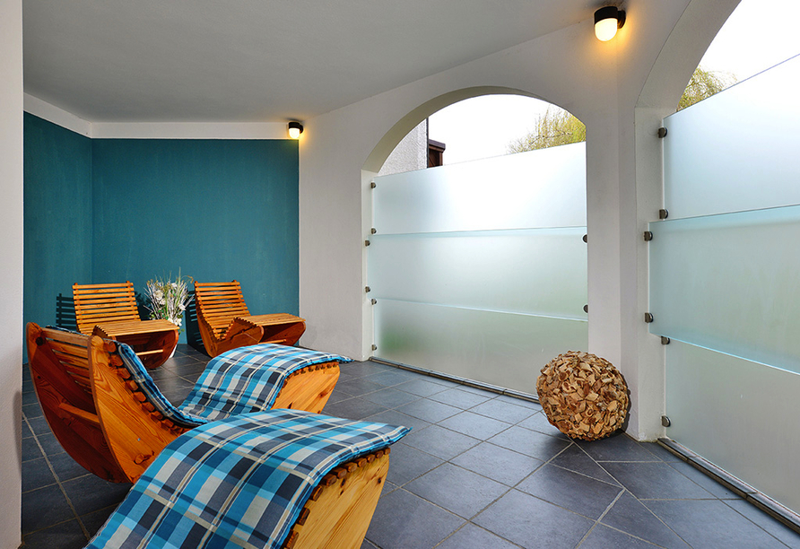 Michel & Friends Hotel Waldkirchen, Bayerischer Wald, Ruheraum