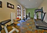 Michel & Friends Hotel Waldkirchen, Bayerischer Wald, Fitnessraum