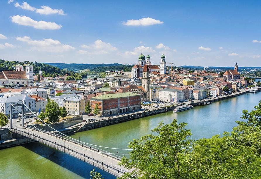Michel & Friends Hotel Waldkirchen, Bayerischer Wald, Passau