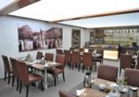 Hotel Richard in Marienbad in der Tschechischen Republik, Restaurant