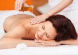 Hotel Richard in Marienbad in der Tschechischen Republik, Massage