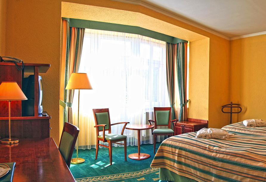 Hotel Richard in Marienbad in der Tschechischen Republik, Zimmer