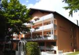 PTI Hotel Eichwald in Bad Wörishofen, Aussenansicht
