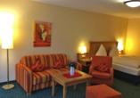 PTI Hotel Eichwald in Bad Wörishofen, Beispiel Doppelzimmer Komfort