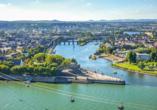 Baum´s Rheinhotel, Koblenz