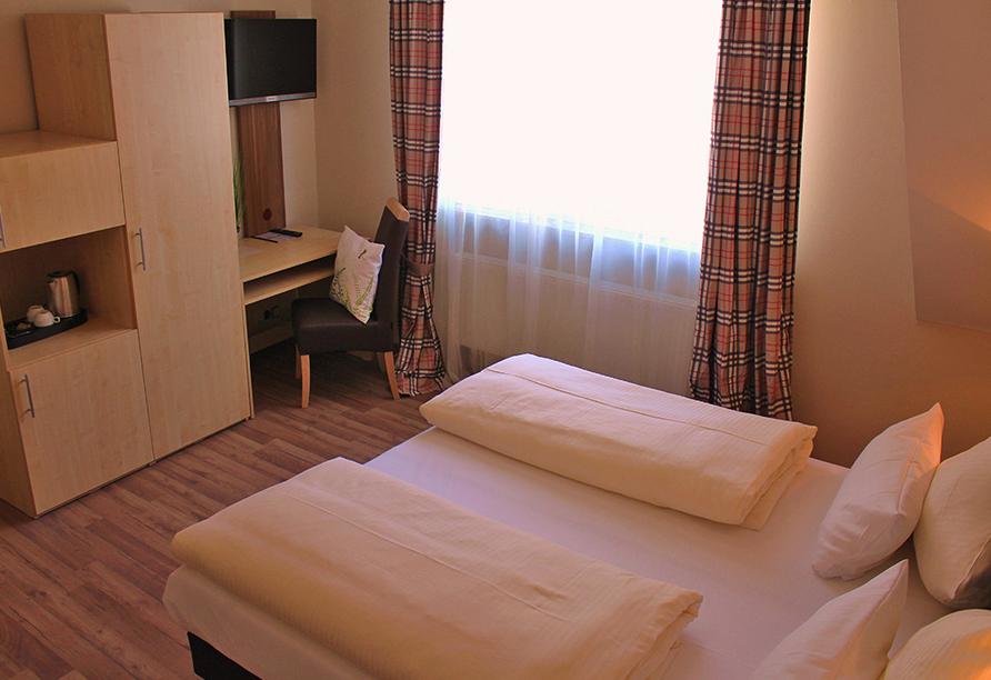 Baum´s Rheinhotel, Zimmer