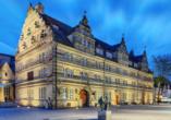 Hotel Zur Börse in Hameln, Hochzeitshaus