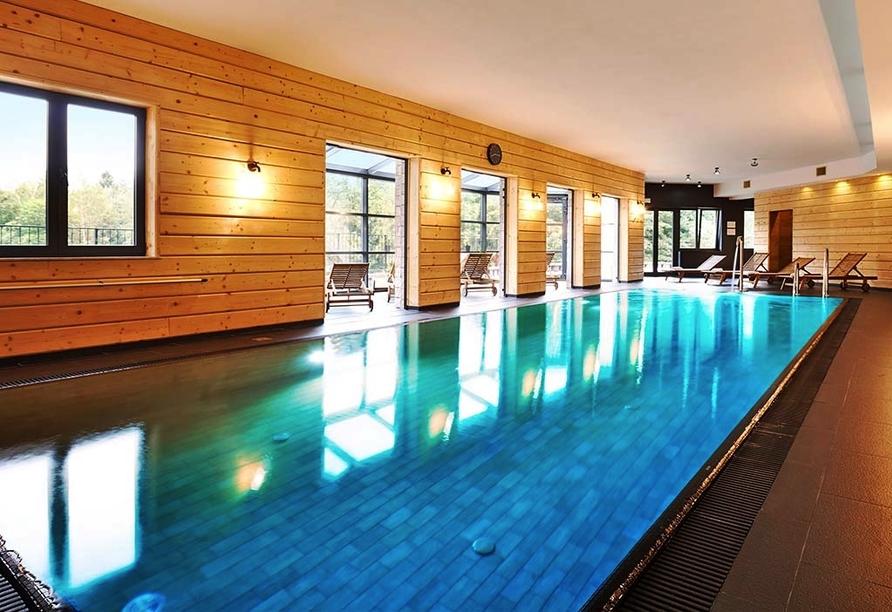 Cristal Resort, Schreiberhau, Riesengebirge, Polen, Hallenbad