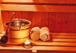 Cristal Resort, Schreiberhau, Riesengebirge, Polen, Sauna