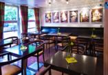 Ghotel hotel & living Kiel in Kiel an der Ostsee Cafe