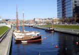Ghotel hotel & living Kiel in Kiel an der Ostsee Germanihafen