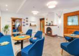 Hotel Enzian in Pertisau am Achensee, Lobby