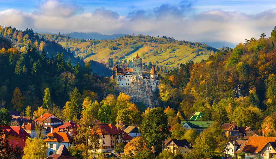 Mystisches Rumänien, Draculaburg