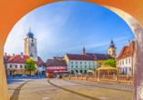 Mystisches Rumänien, Sibiu
