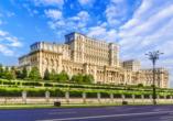 Mystisches Rumänien, Ceausescu Palast