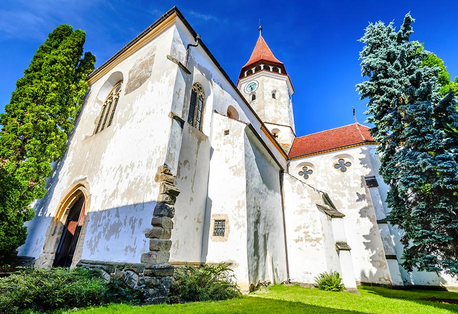 Mystisches Rumänien, Wehrkirche Prejmer