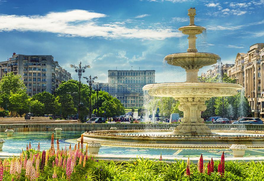 Mystisches Rumänien, Bukarest