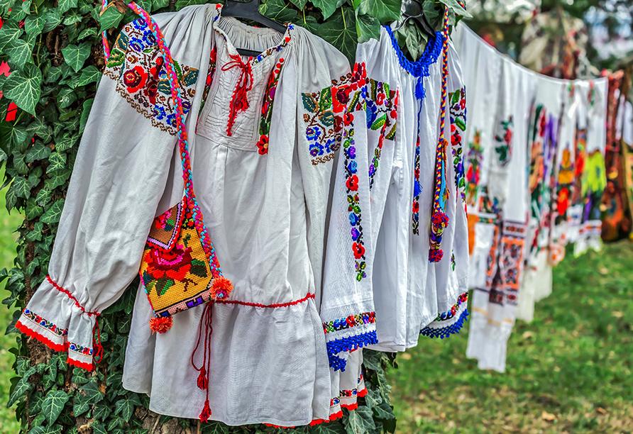 Mystisches Rumänien, Tracht