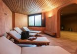 T3 Alpenhotel Flims, Ruheraum