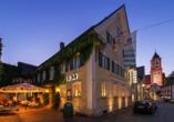 Hotel Diem in Krumbach in Mittelschwaben, Außenansicht
