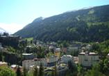 Hotel Elisabethpark in Bad Gastein im Salzburger Land, Panorama