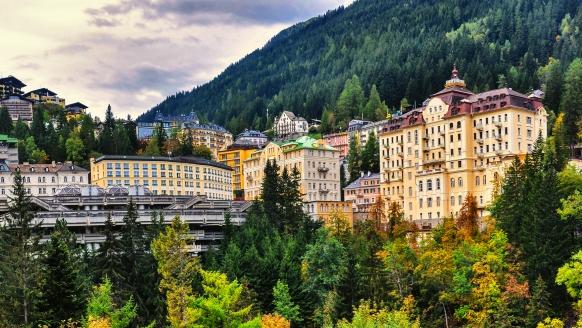 Cesta Grand Aktivhotel & Spa in Bad Gastein, Bad Gastein