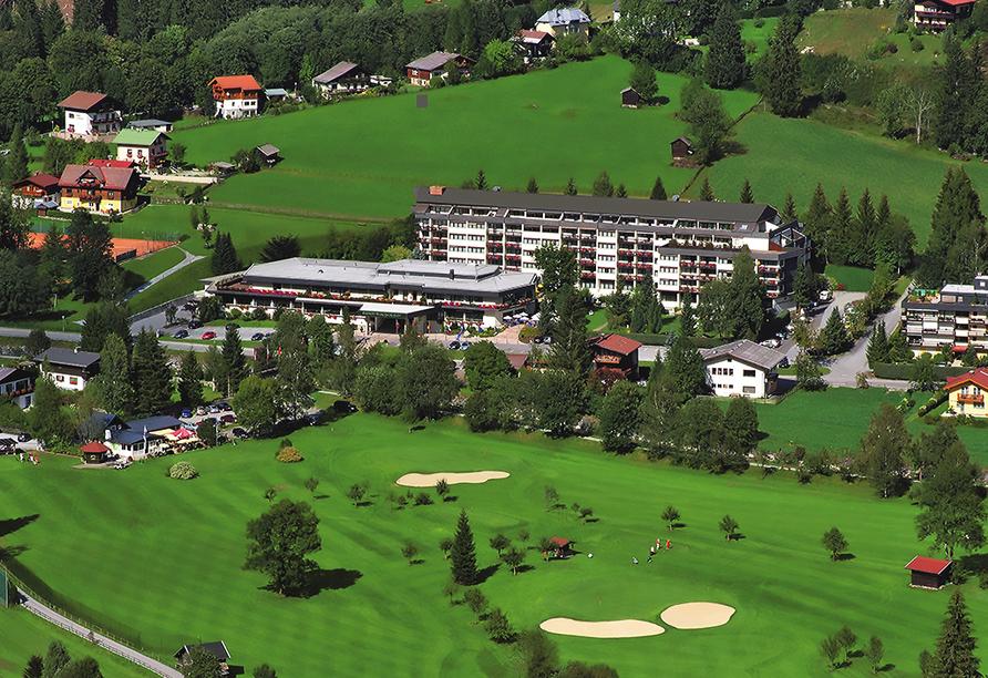 Cesta Grand Aktivhotel & Spa in Bad Gastein, Panorama