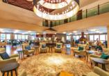 Cesta Grand Aktivhotel & Spa in Bad Gastein, Lobby und Bar