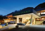 Cesta Grand Aktivhotel & Spa in Bad Gastein, Außenansicht