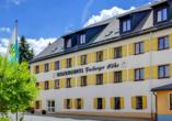 Erzgebirgshotel Freiberger Höhe, Eppendorf, Erzgebirge, Außenansicht