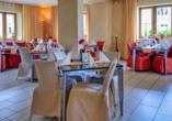 Erzgebirgshotel Freiberger Höhe, Eppendorf, Erzgebirge, Restaurant