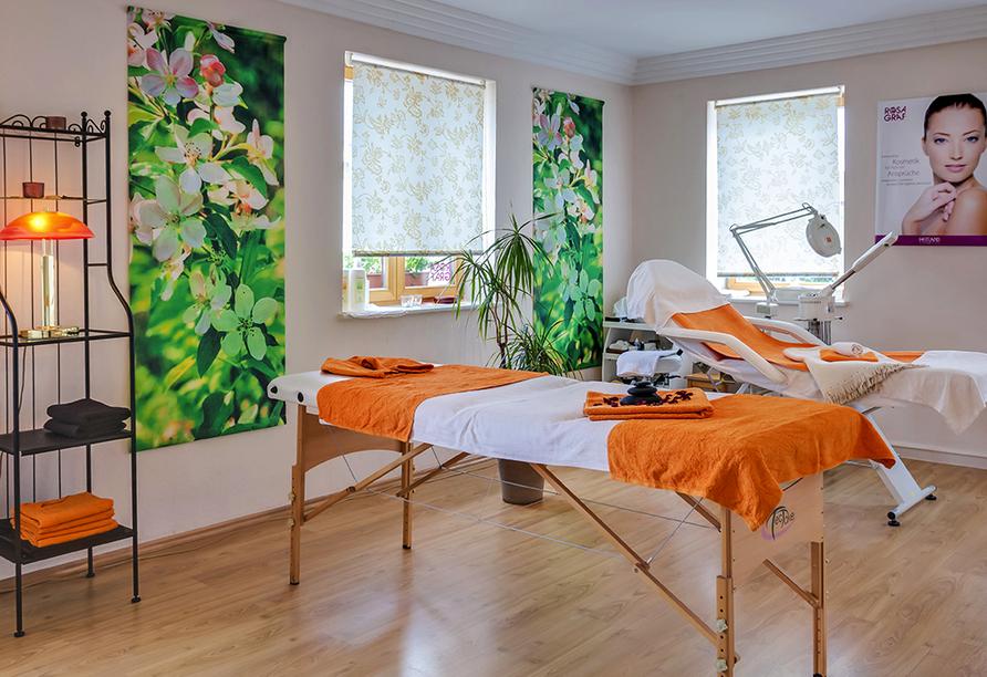 Erzgebirgshotel Freiberger Höhe, Eppendorf, Erzgebirge, Beautybereich