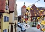 Hotel Gasthof Alte Vogtei in Wolframs-Eschenbach, Außenansicht