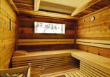 Hotel Gasthof Alte Vogtei in Wolframs-Eschenbach, Sauna