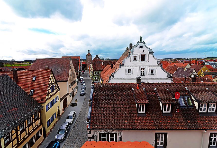 Hotel Gasthof Alte Vogtei in Wolframs-Eschenbach, Stadt