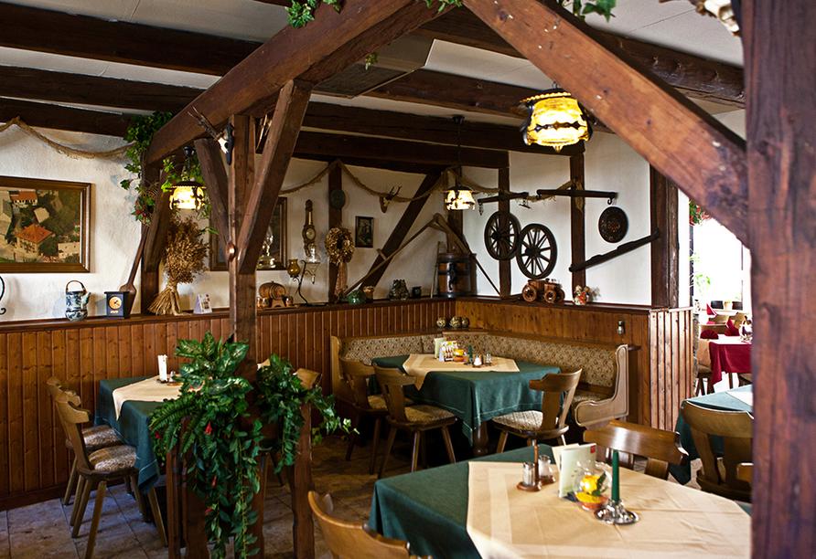 Hotel Lindenhof in Bad Lauchstädt, Restaurant