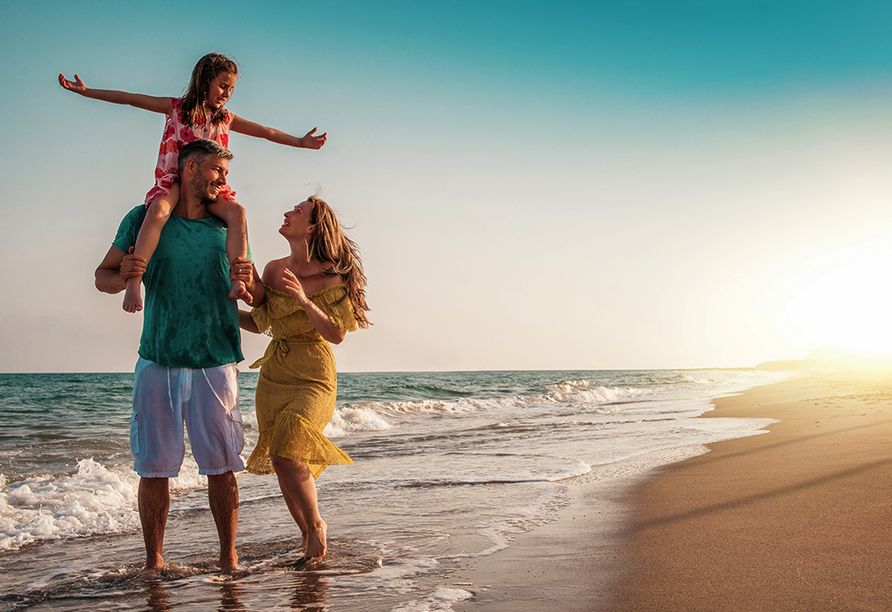 Genießen Sie unbeschwerte Tage mit der ganzen Familie!