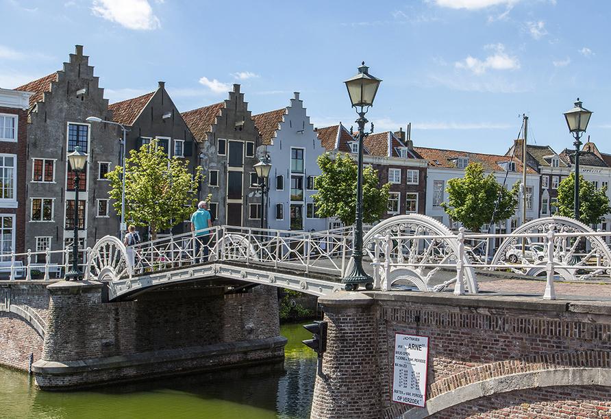 Middelburg ist ein lohnendes Ausflugsziel!