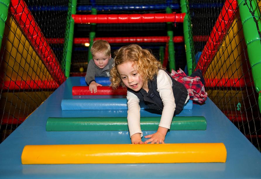 Die Kleinen freuen sich auf tolle Freizeitmöglichkeiten!