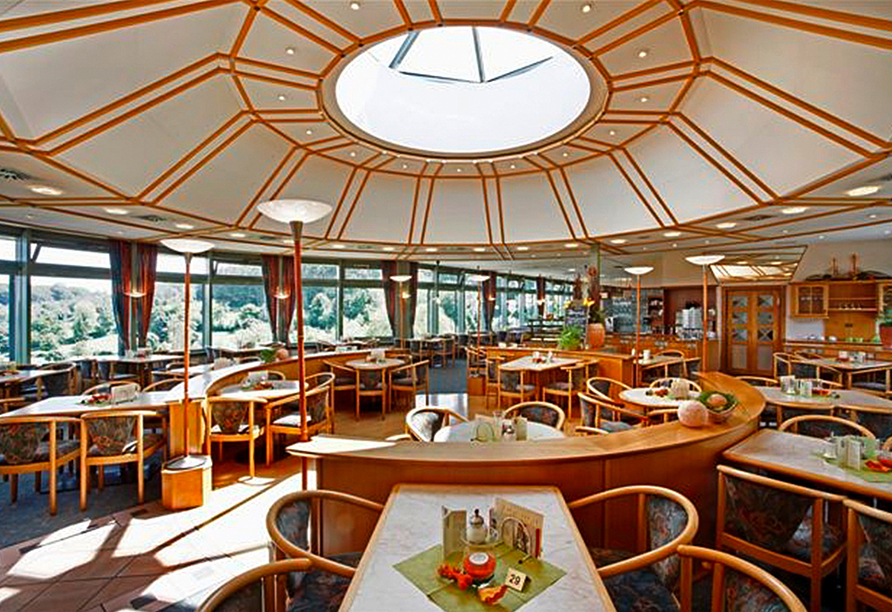 Hotel Am Kurpark Brilon, Restaurant