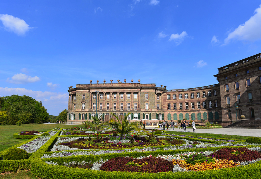 pentahotel Kassel, Schloss Wilhelmshöhe